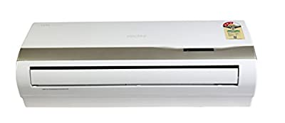 Voltas 123LY/E/I/B Series Split AC (1 Ton, 3 Star Rating, White and Gold)