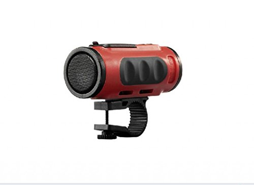 Outdoor Mini Cycling Bike Waterproof Hifi Bluetooth & Tf Card Speaker Audio Subwoofer Mp3 Music Double Magnetic Loudspeaker