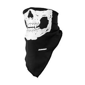 Schampa Lightweight Skull Face Mask VNG008