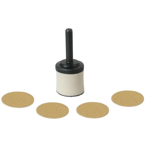 1 bowl sander kit by peachtree woodworking pw10 for 10 sanding disc for table saw