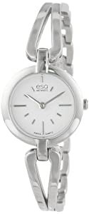 ESQ Movado Women's 07101394 esq Corbel tm Round Stainless Steel Watch by ESQ Movado