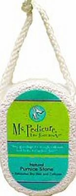 Ms. Pedicure Natural Pumice Stone (4-Pack)
