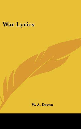 War Lyrics