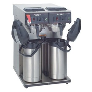 Bunn Cwtf Twin Aps Airpot Coffee Machine Maker