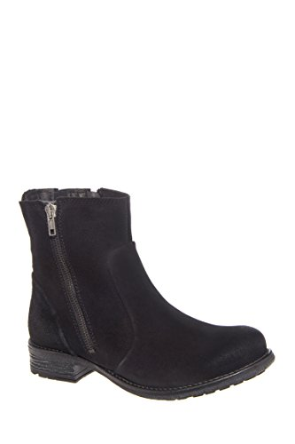 Hoboken Low Heel Boot