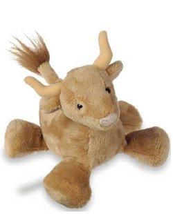 BullyBelly 7 inch Plush Toy Bull