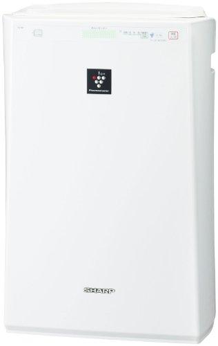 【PM2.5対応】SHARP プラズマクラスター搭載 空気清浄機 ホワイト系 FU-B51-W