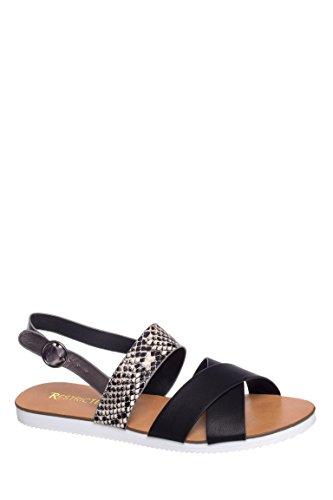Edition Slingback Flat Sandal