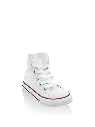 Converse Zapatillas abotinadas Chuck Taylor As Core (Blanco)