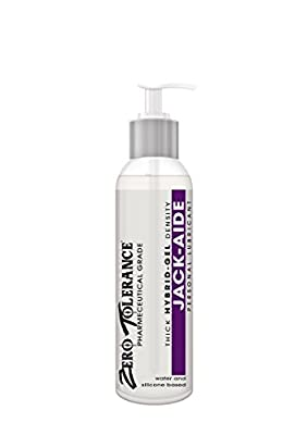 Zero Tolerance Toys ZT Jack Aide Thick Gel Density Masturbation Lubricant 59 ml