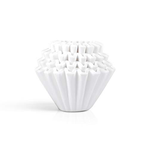 Kalita 22212 KWF-185 Wave 185 (100P) Paper Filter, White