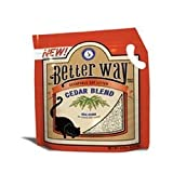 Better Way Cedar Cat Litter - 14 lb
