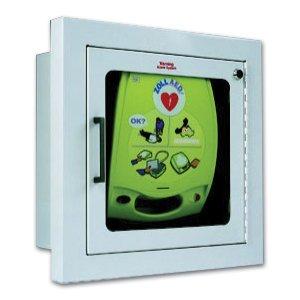 [해외]AED 플러스 제세동기를위한 Zoll 표면 장착 벽 캐비닛/Zoll Surface Mount Wall Cabinet for AED Plus Defibrillator w  Alarm