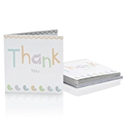 Bright Baby Thank You Multipack Cards