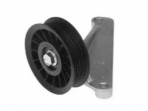 Dorman 34158 Help! Air Conditioning Bypass Pulley front-401619