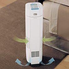 brookstone pure ion uv air purifier health. Black Bedroom Furniture Sets. Home Design Ideas