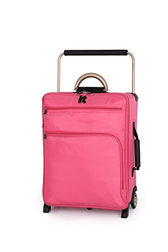 it-luggage-worlds-lightest-55cm-cabin-size-ryanair-compliant-two-wheel-trolley-suitcase-pink