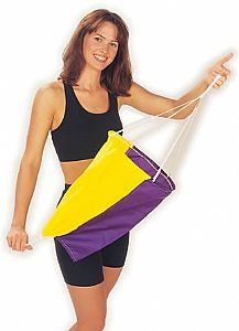Swim Resistance Parachute  Chute - Strengthen Swim Specific Muscles and Improve Power Strength and SpeedB0000TX800