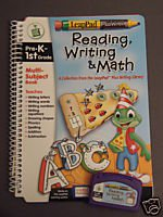 Reading, Writing & Math, Pre K, 1st Grade (LeapPad Plus Writing)
