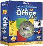 Learn Microsoft Office 2003