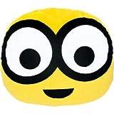 ミニオンズ ソフトボア フェイス クッション ぬいぐるみ 子供用~大人用 キッズ キャラクター MINIONS ミニオン グッズ (ボブ)