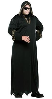 Gothic Pirate King Men's Costume Adult Halloween