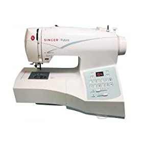 Singer CE350 Quantum Futura Embroidery Machine Includes Auto Punch Software and Editing Software - Factory Serviced