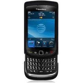 Unlocked Blackberry Torch 9800 in Black