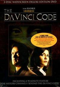 The Da Vinci Code - 3 Disc DVD