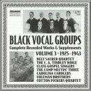 echange, troc Various Artists - Black Vocal Groups 3