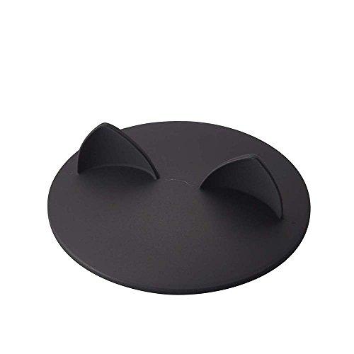 カップカバー/アニマルカップカバー カラー:ネコ(ブラック) 品番:2380 [23801]