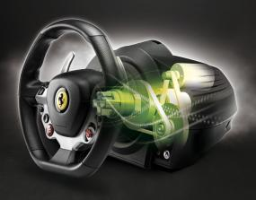 Thrustmaster TX Racing Wheel - New optimized frictionless dual-belt mechanism