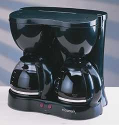 Micromark Dual Coffee Maker 9860: Amazon.co.uk: Kitchen & Home
