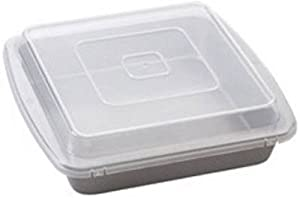 Wilton Recipe Right Oblong Pan with Cover