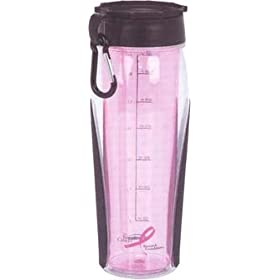 water bottle pink