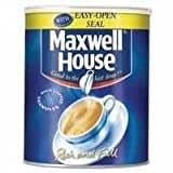 Maxwell HOUSE GRANULES 750G TIN 64985