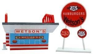 Wetsons Ho Scale Imex