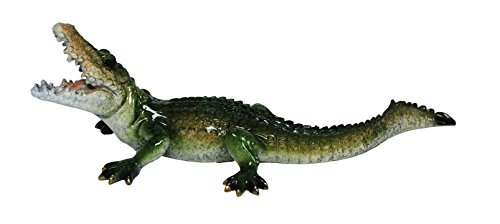 Glazed Alligator Figurine-YX5081