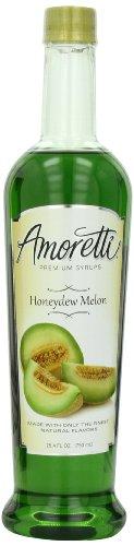 Amoretti Premium Syrup, Honeydew Melon, 25.4 Ounce