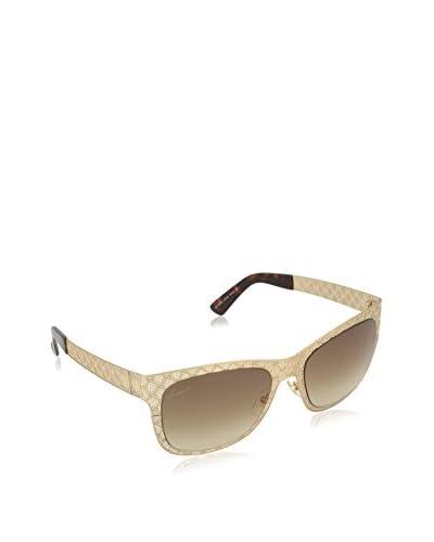 Gucci Sonnenbrille 4266/S JD J5G  goldfarben