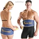 Flipco Sauna Belt Slimming Healthy Diet Belt Fat Burner And Weight Loss