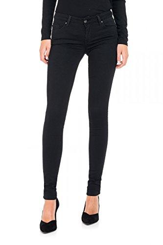 Salsa -  Jeans  - Donna nero 33W x 32L