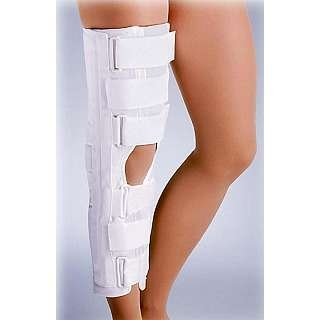 "Deluxe Knee Immobilizer - 24""L - Xl"