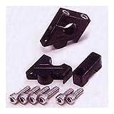 ポッシュ(POSH) スーパーバイクポジションブラケット ZRX400 ブラック 071052-06