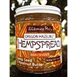 Hazelnut Hempspread - 8oz