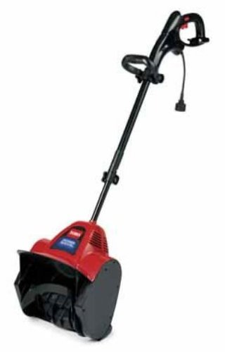 Best Small Electric Snow Blower : Toro power shovel electric snow thrower