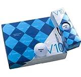 ブリヂストン TOURSTAGE ボール ツアーステージ V10 半ダース(6個入り) ブルー