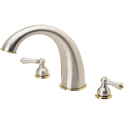 Deck Waterfiller Spout by Price Pfister – RT6-GPXK in Brushed Nickel
