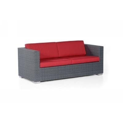 Sonnenpartner 3-Sitzer Lounge Sofa Residence 3-Sitzer graphit-schwarz 80070948