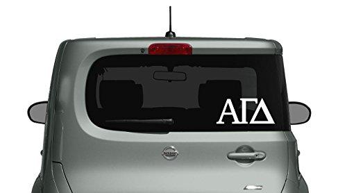 alpha-gamma-delta-car-truck-laptop-macbook-decal-sticker-2-pack-white
